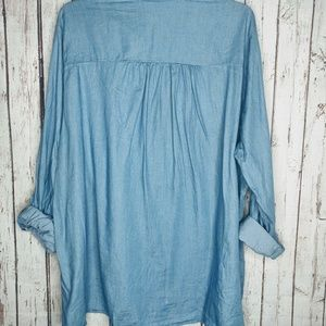 Knox Rose Tops - 💙💥SALE TODAY 💙💥Knox Rose blouse (NWT)